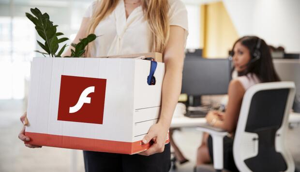 Adobe Flash se jubila, cómo está cambiando el mundo del juego online