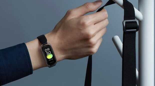 Rastreador fitness económico OPPO con pantalla AMOLED y más