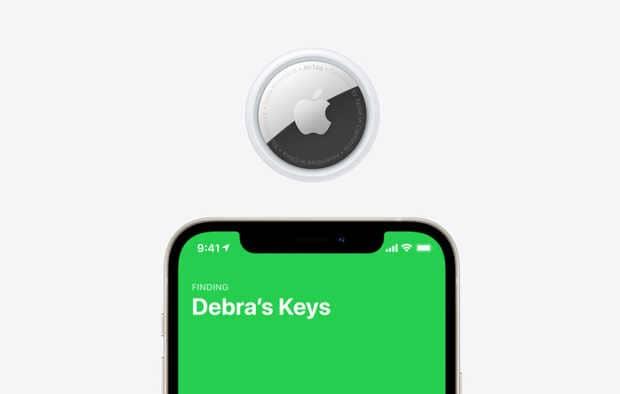 Apple presenta AirTag para ayudar a encontrar tus cosas importantes