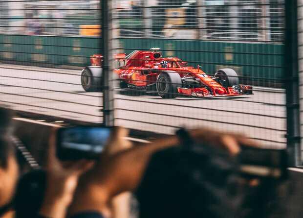 F1 integra 6 nuevas estadísticas de carrera en tiempo real impulsadas por Amazon
