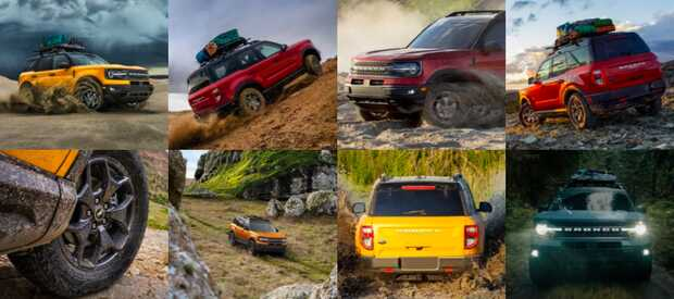Bronco Sport 4x4 2021 ya está a la venta en Venezuela por 55 mil dólares