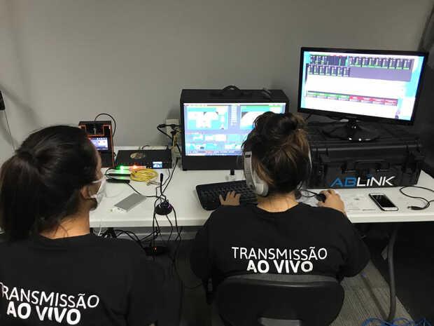 El evento de ingeniería audiovisual más importante de Brasil será virtual vía LiveU