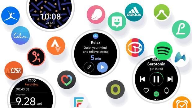Samsung adelanta cómo será su nueva experiencia para relojes inteligentes One UI Watch #MWC21