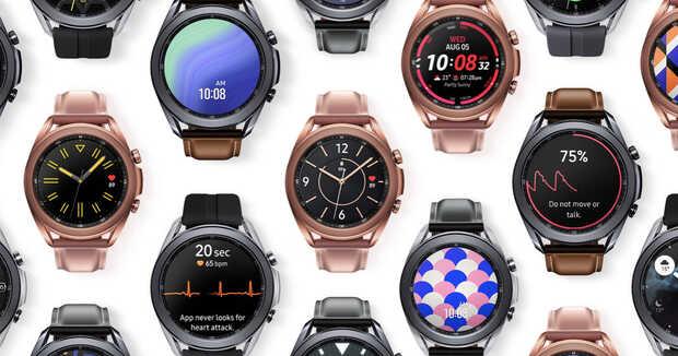 Galaxy Watch Active 4 LTE y Wi-Fi aparecen en el sitio web de certificación de la FCC antes del lanzamiento