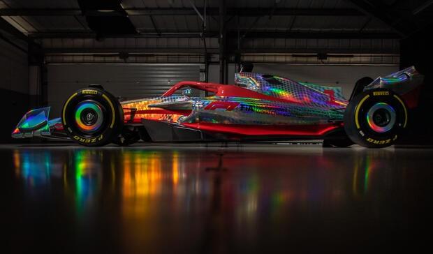 Fórmula 1 usa Amazon Web Services  para diseñar la próxima generación de autos de carreras 2022