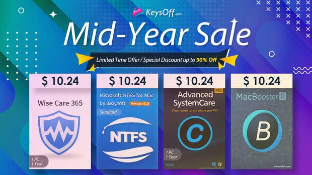 Clave de Windows 10 Pro por $8,41 ¡Comprueba las ofertas geniales en KeysOff!