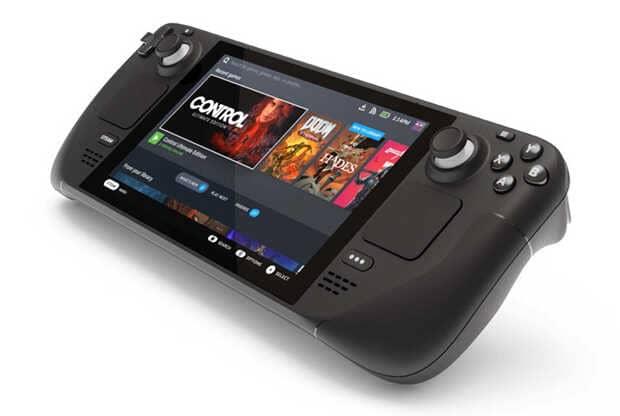 Valve Steam Deck: Sensacional computadora de mano para juegos estilo Nintendo Switch
