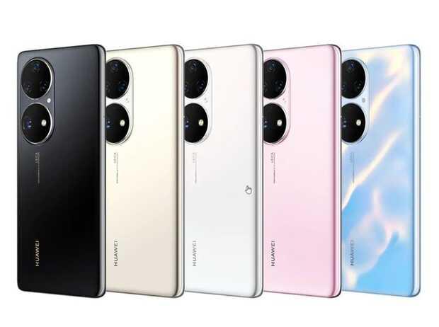 Huawei P50 Series ya es oficial con cámara de 50MP y HarmonyOS