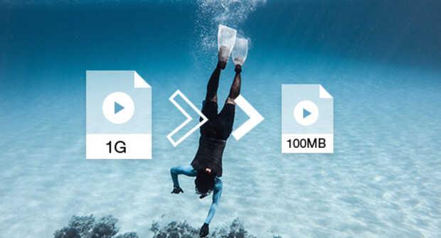 WinX Video Converter: convertidor gratis y rápido que reduce el tamaño y peso de los videos grandes 4K y HD