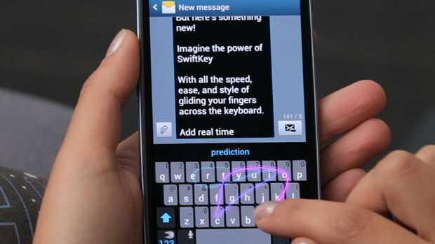 Copiar y pegar texto desde Windows 10 a cualquier teléfono Android y viceversa conSwiftKey