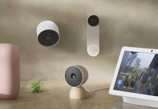 Nuevas cámarasy timbres con videoNest de Google llegan con precios más bajos y más inteligencia
