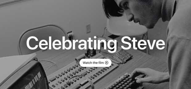 Celebrating Steve: Apple rememora el décimo aniversario de la muerte de Steve Jobs con conmovedor homenaje
