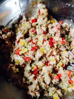 tuna-patties-mix