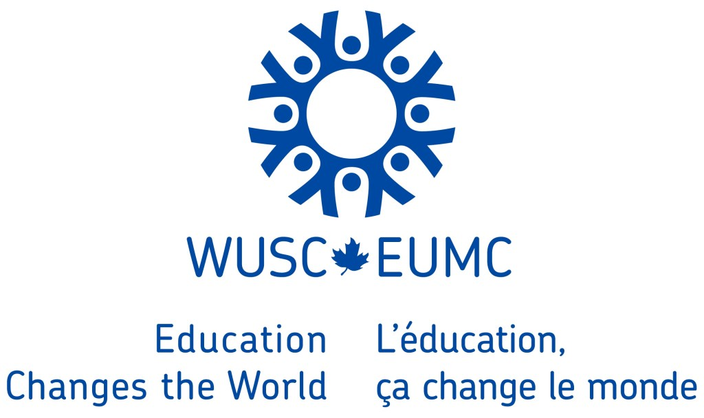 "Conference of the project ""Reconstruction of Iraq - Development, Growth and Employment"" sponsored by Canada Logo-wusc"