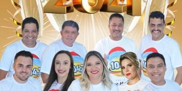 Seis funcionários da rádio com covid-19. Foto: divulgação/Rádio FM Niquelândia.