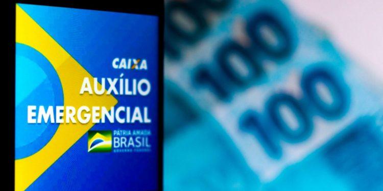 Aplicativo do auxílio emergencial (Foto: Divulgação/Caixa Econômica Federal)