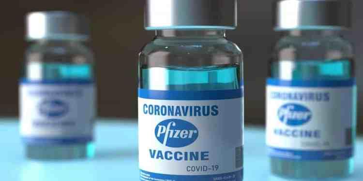 doses de vacina Pfizer
