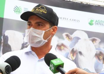 Tiago Mendonça, secretário de Estado de Agricultura, Pecuária e Abastecimento (Seapa). Foto: Wesley Costa