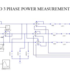 three phase power measurement balanced load for capacitive and resistive loads [ 1301 x 718 Pixel ]