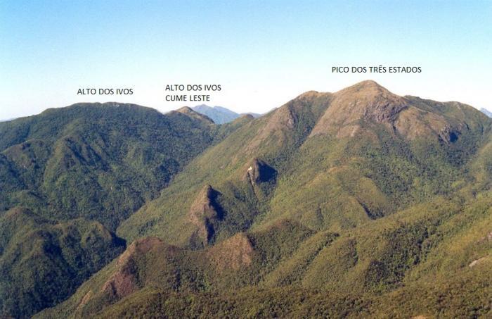 Quantas montanhas há na Serra da Mantiqueira clássica? - AltaMontanha