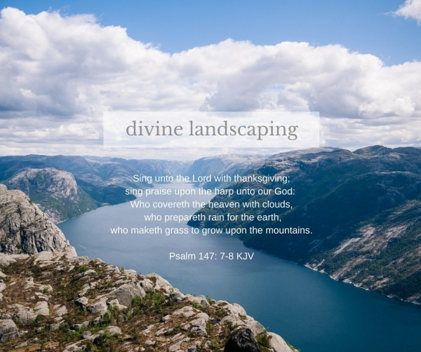 25+ Landscapes With Bible Verses Kjv Pictures and Ideas on