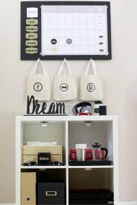 College Dorm Room Organization + DIY Storage Bags
