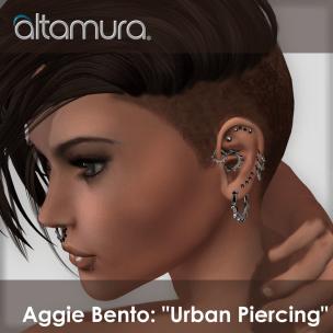 Urban piercing