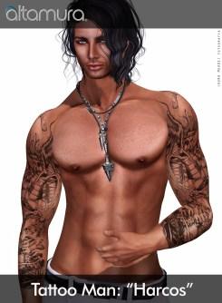 Altamura Harcos Tattoo