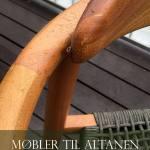 Altanindretning Og Mobler Til Altanen Altan Eksperimentet