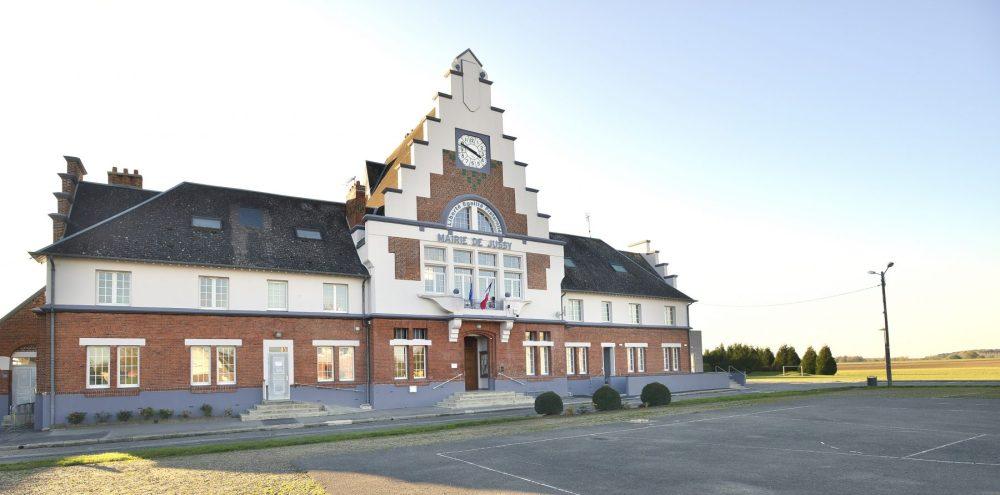 Rénovation et Extension de la Mairie de Jussy - ALTANEO