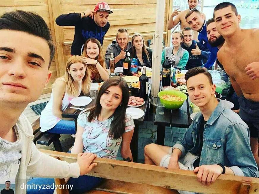 Релакс в бане с чаном Киев
