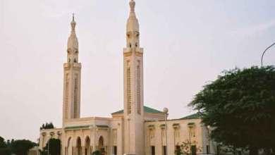 صورة أئمة نواكشوط يدعمون «الخطاب الإلهي»
