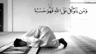صورة التوكل الصحيح في السياق القرآني