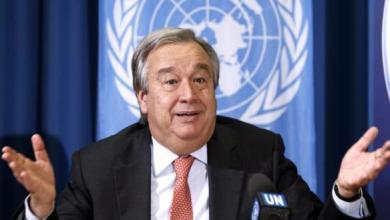 صورة الأمين العام للأمم المتحدة: الإسلام دين محبة وسلام