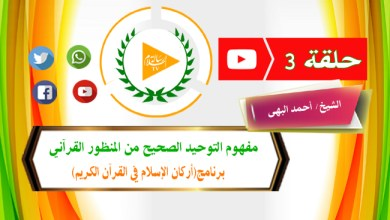 Photo of مفهوم التوحيد الصحيح من المنظور القرآني