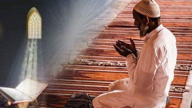 Photo of عبادة تجلب النعم وتدفع النقم