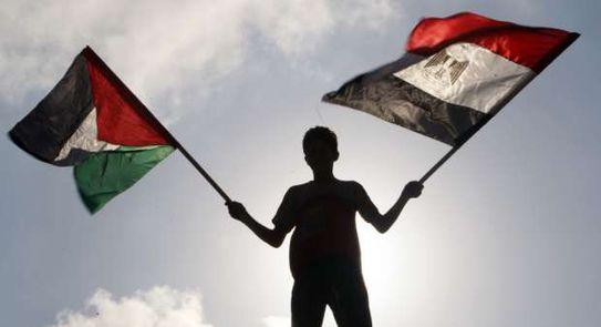 مواقف مصر من القضية الفلسطينية