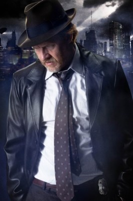 Gotham Harvey Bullock series