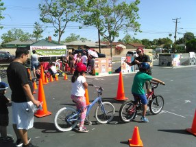 Santa Ana Bike Rodeo