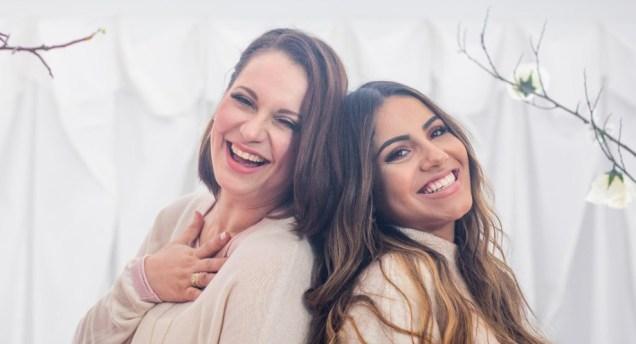 Gabriela Rocha y Christine D'Clario
