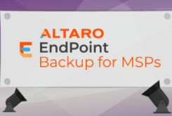 Introducing Altaro EndPoint Backup for Managed Service Providers