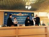 Penitenciarul nr.13 din capitală a dat start orelor de religie predate angajaţilor sistemului penitenciar