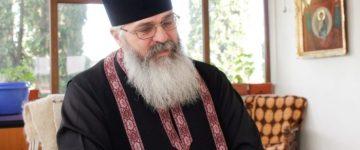 Parintele Calistrat Manastirea Vladiceni