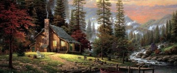 Thomas-Kinkade-A-Peaceful-Retreat