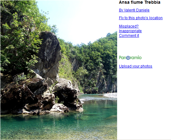 The best places to swim in the Trebbia (4/6)