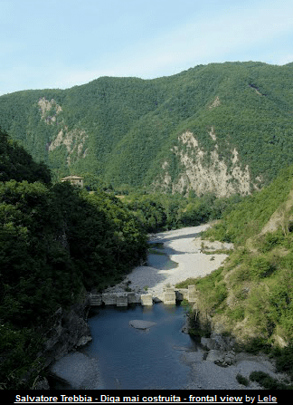 The best places to swim in the Trebbia (3/6)