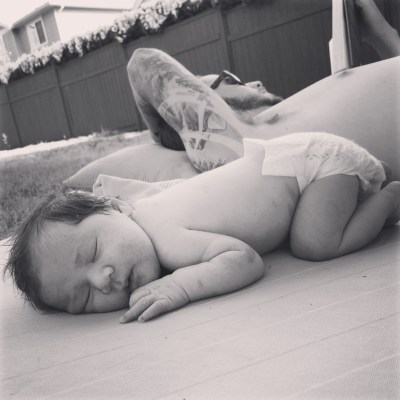 Belly Sleeping