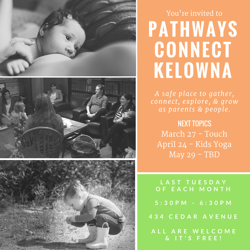 Pathways Connect Kelowna - 2018 March to May