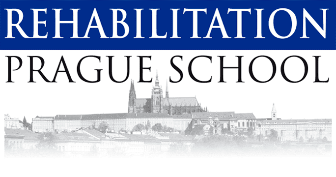 Prague School of Rehab Logo