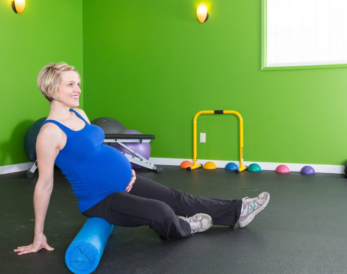 Pregnancy Stretch SMR